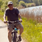 Des idées pour les vacances en Franche- comté  avec l'EuroVélo 6, pour ceux qui suivent le Tour de France ……
