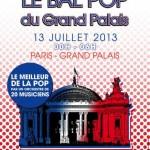 Le Bal Pop du Grand Palais