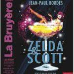 Zelda & Scott, l'aventure des Fitzgerald, une excellente pièce au théatre La Bruyère