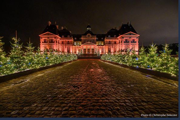 Vaux-le-Vicomte fête Noël !