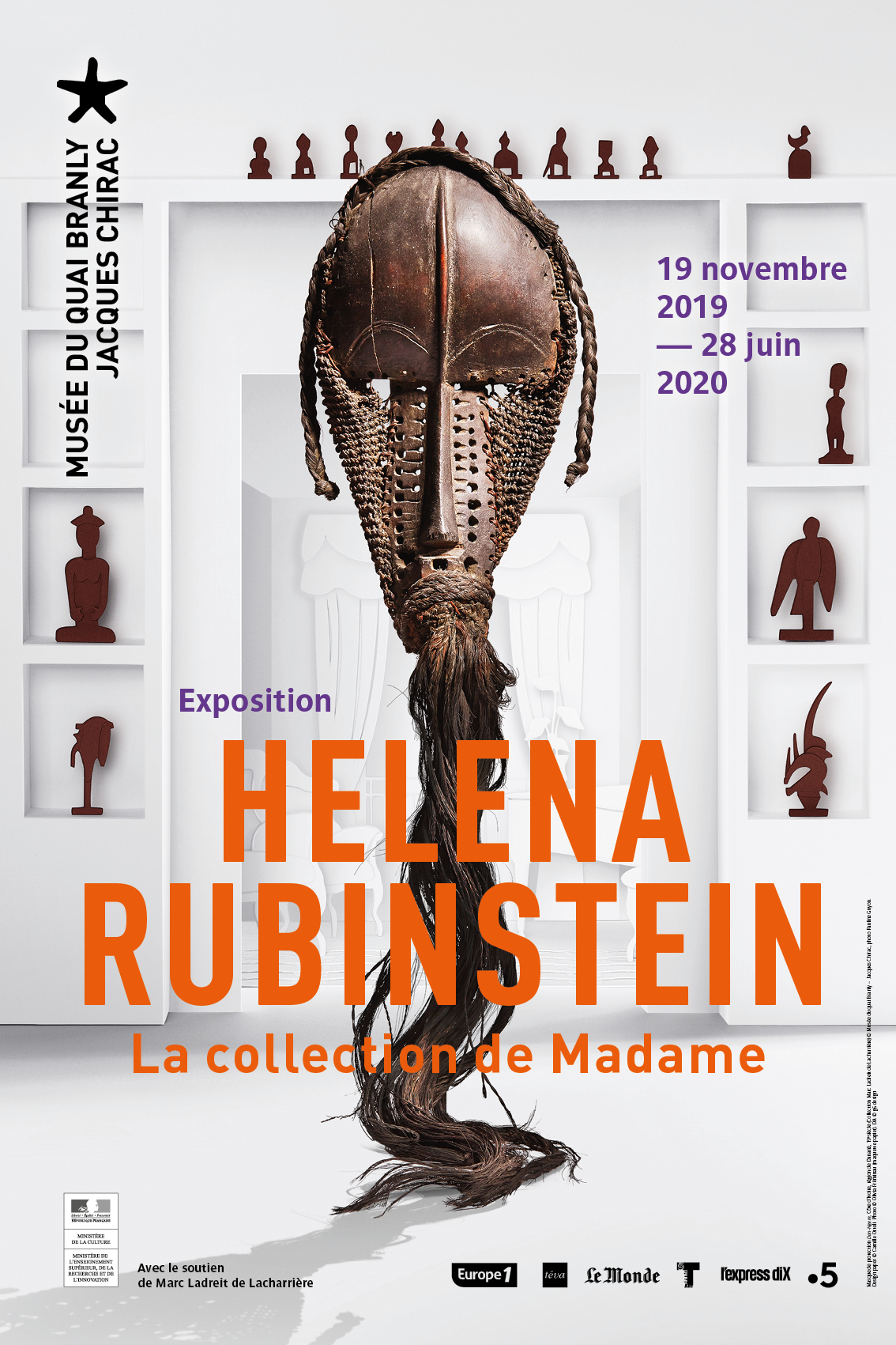 La collection de Madame, au Musée du Quai Branly, jusqu'au 27 septembre