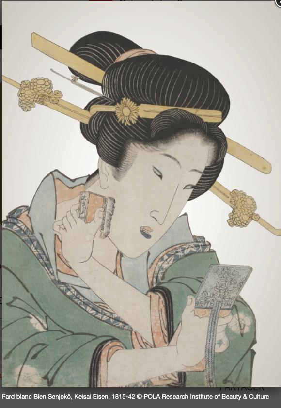 «SECRETS DE BEAUTÉ» à la maison de la culture  du Japon