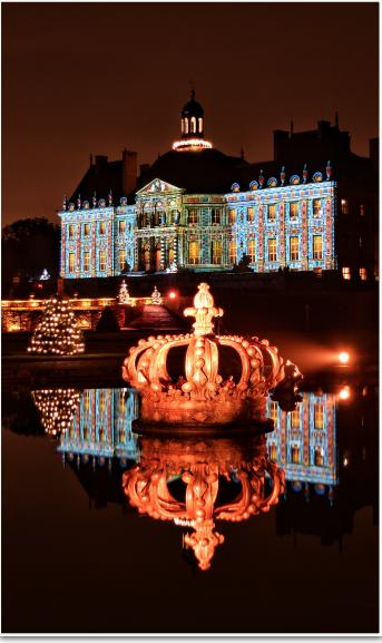 «Vaux-le-Vicomte en lumières»