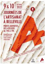 Les Journées de l'artisanat à Belleville vont se dérouler les 9 et 10 octobre